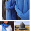【中止】2016年5月15日(日) 鶴岡シルク・藍染めストール作り & 加茂水族館 クラゲドリーム