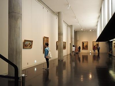 常設展示室(2階)